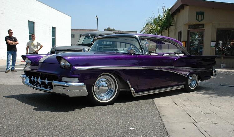 Ford 1957 & 1958 custom & mild custom  - Page 3 Johnny11