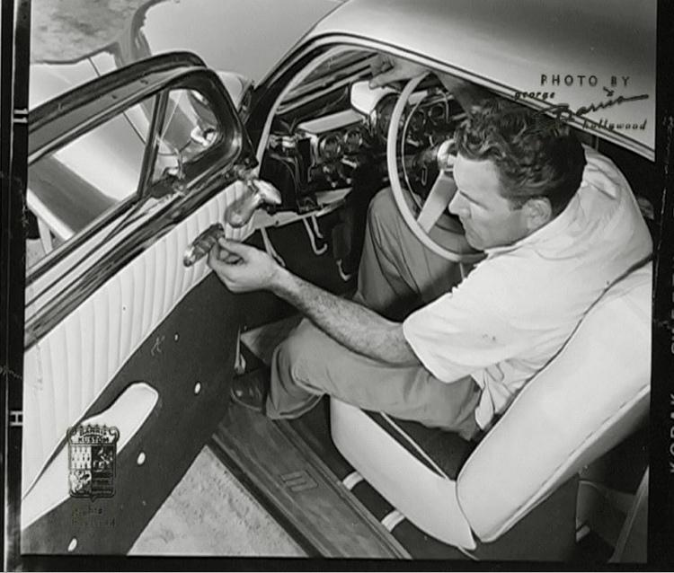 1949 Mercury - Louie Bettancourt  Johnny27