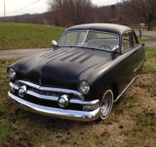 Ford 1949 - 50 - 51 (shoebox) custom & mild custom galerie - Page 15 K11