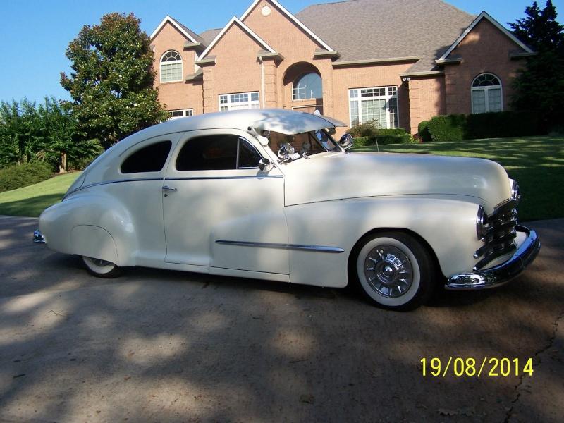 Pontiac 1930's & 1940's custom & mild custom Kghg10