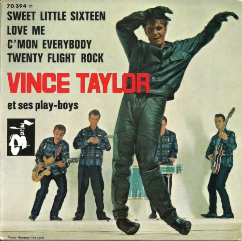 Vince Taylor & the PlayBoys Kgrhqz14