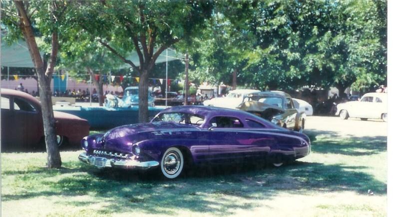 1951 Mercury  - King of Merc - DeRosa Kkoa510