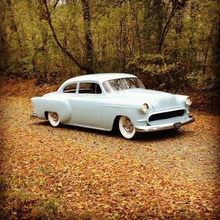 Chevy 1953 - 1954 custom & mild custom galerie - Page 8 Kowpef10