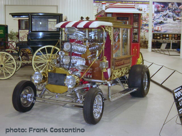 Popcorn Wagon - Carl Casper - 1970 Krusem11