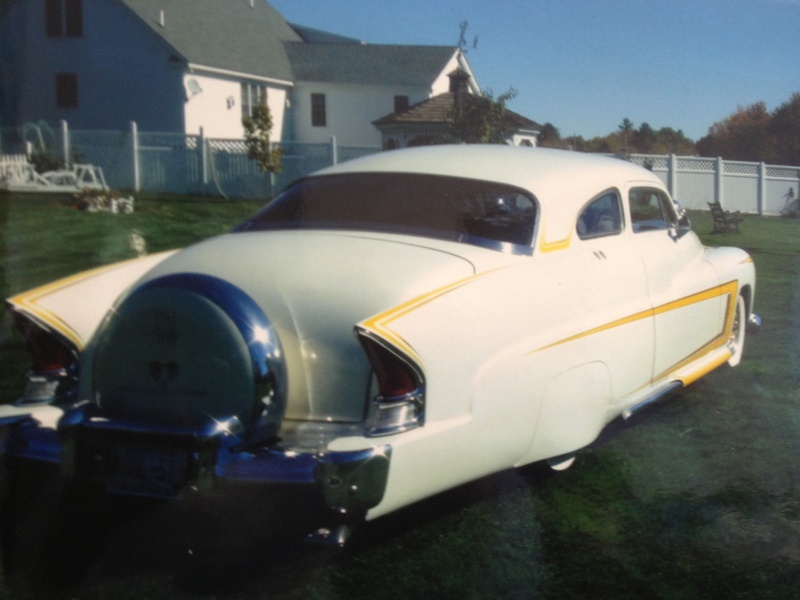 1951 Mercury - Cecil Proffitt Kyukiy10