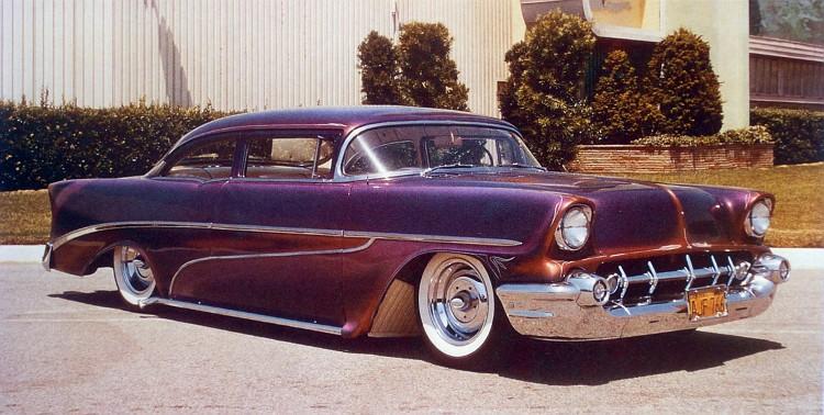 Chevy 1956 custom & mild custom - Page 3 Lanny-10