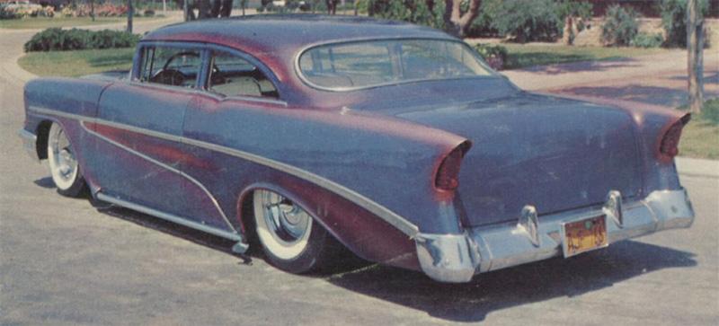 Chevy 1956 custom & mild custom - Page 3 Lanny-11