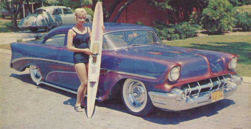 Chevy 1956 custom & mild custom - Page 3 Lanny-12