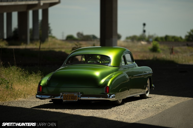 Chevy 1949 - 1952 customs & mild customs galerie - Page 12 Larry_49