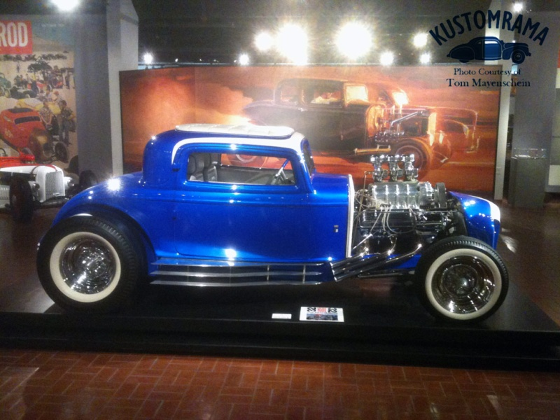 The Little Deuce Coupe - The Silver Sapphire - Clarence Catallo's 1932 Ford Lil-de10
