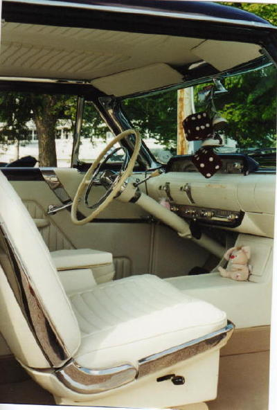 Lincoln  1952 - 1955 custom & mild custom Lincol10
