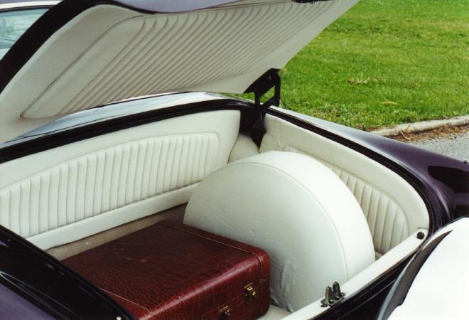 Lincoln  1952 - 1955 custom & mild custom Lincol11