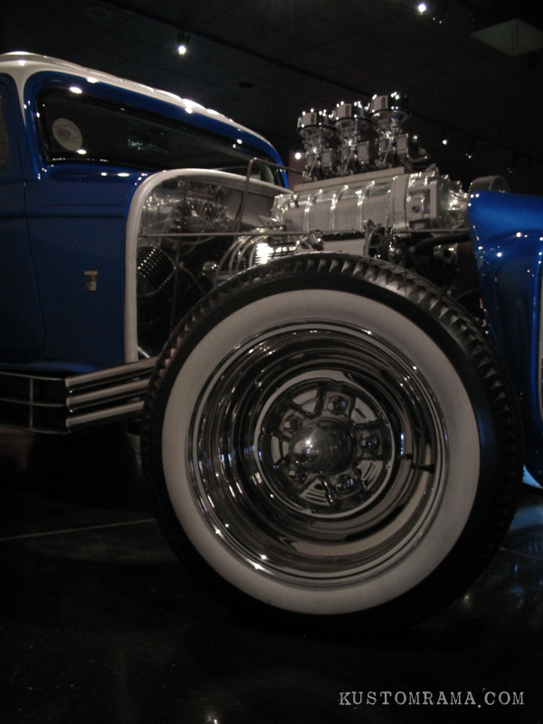 The Little Deuce Coupe - The Silver Sapphire - Clarence Catallo's 1932 Ford Little14