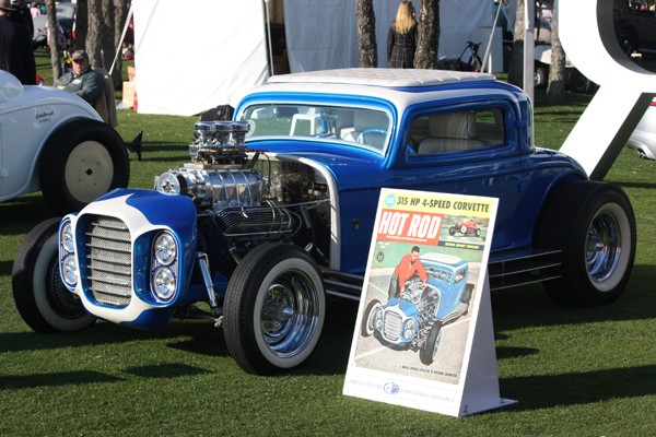 The Little Deuce Coupe - The Silver Sapphire - Clarence Catallo's 1932 Ford Little20