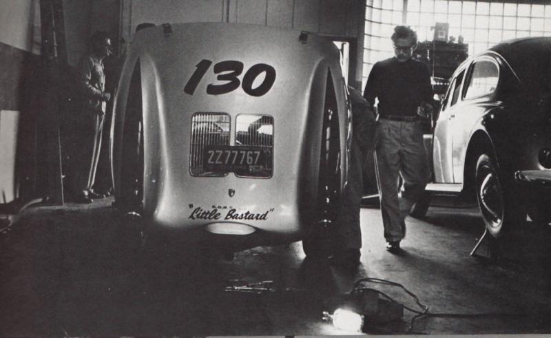 Dean Jeffries: 50 Fabulous Years in Hot Rods, Racing & Fil - Tom Cotter - motorbooks Little25
