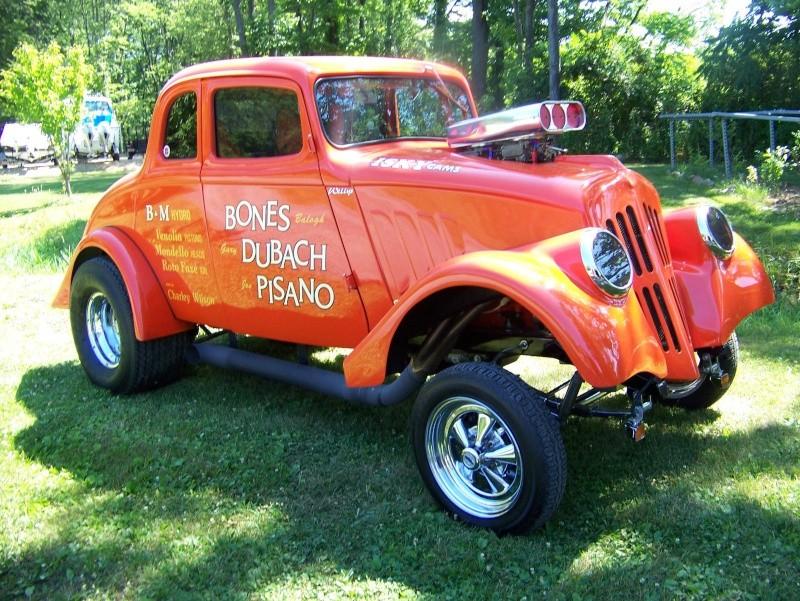 1933 - 1936 Willys gasser Lkmm10