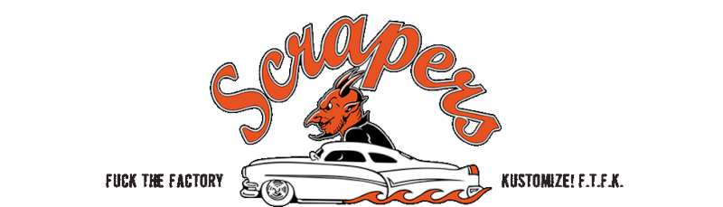 Scrapers Car Club Logo10