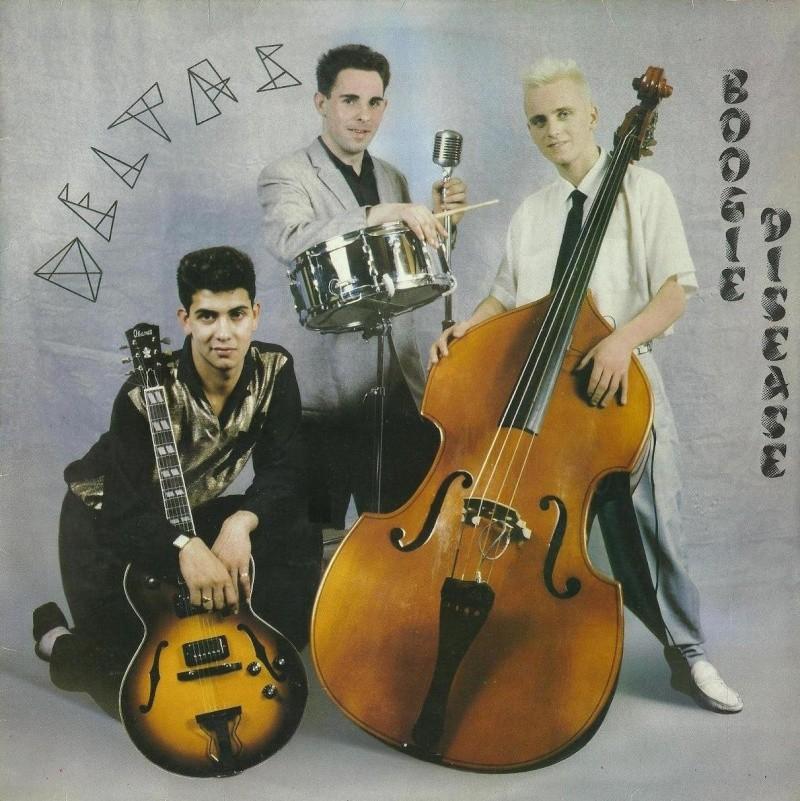 The Deltas - Boogie Desease Lp_fro10