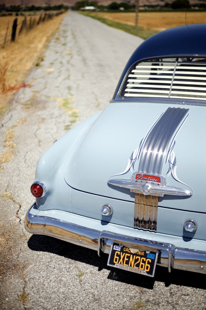 Pontiac 1949 - 54 custom & mild custom - Page 2 Lulu10
