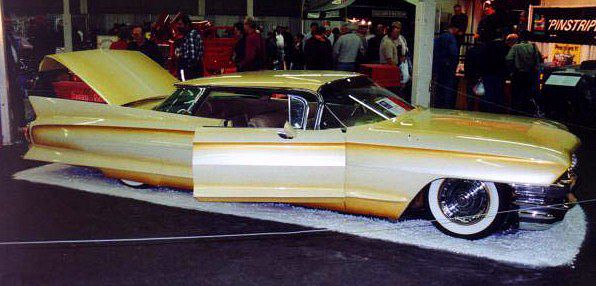 The Legenday Custom cars and Hot Rods of Gene Winfield - David Grant - Motorbook Maybel10