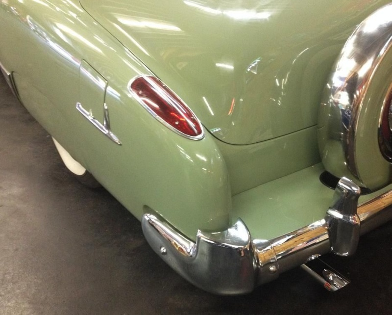 Chevy 1949 - 1952 customs & mild customs galerie - Page 12 Mklm10