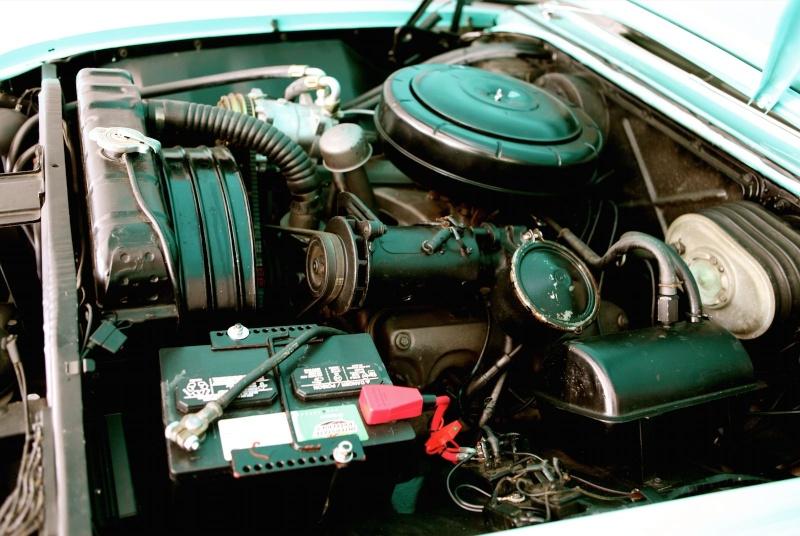 Chrysler & DeSoto 1955 - 1956 custom & mild custom N11