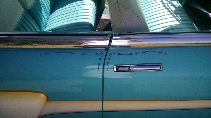 Lincoln  1952 - 1955 custom & mild custom N12