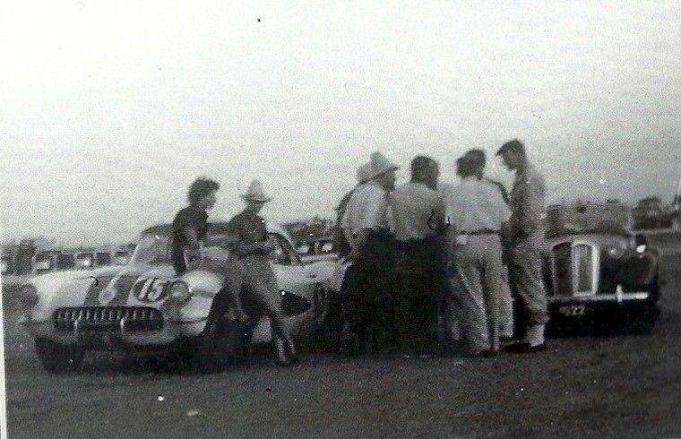 american race car Nbkv10