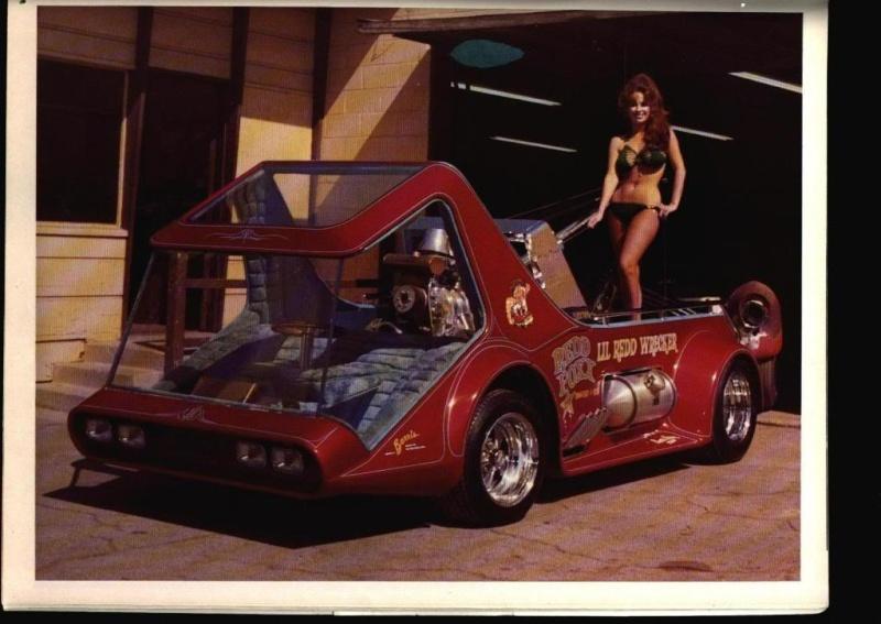 Turnpike Hauler - Li'l Red Wrecker - Jay Ohrberg & Bob Reisner Ohrber11