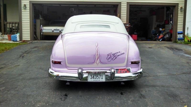 1950 Mercury - Sugar & Spice - Olu10