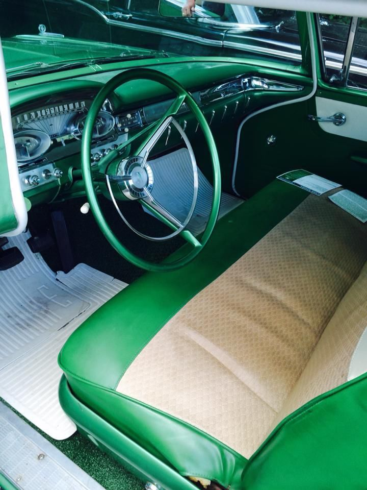 Edsel classics cars Oop10