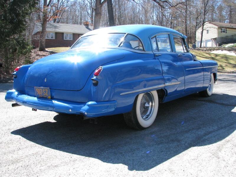 Oldsmobile 1948 - 1954 custom & mild custom - Page 4 Oui10