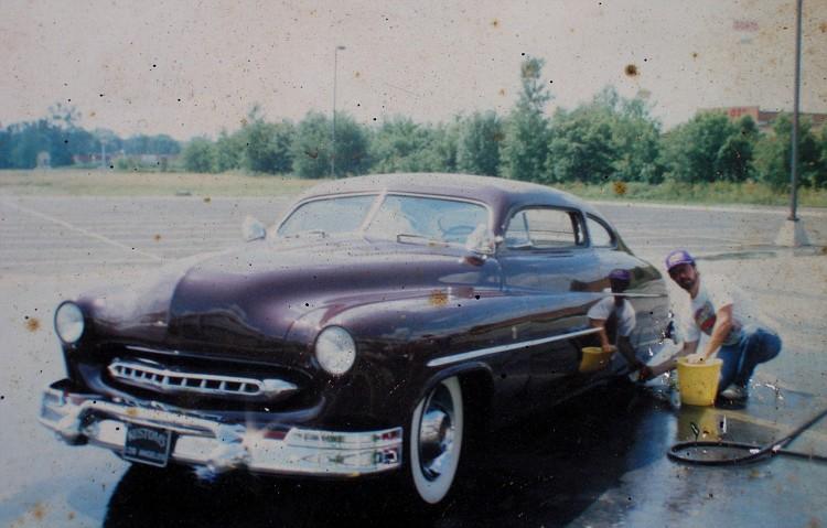 1949 Mercury - Louie Bettancourt  P1020010