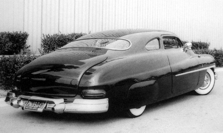1949 Mercury - Louie Bettancourt  P1300110