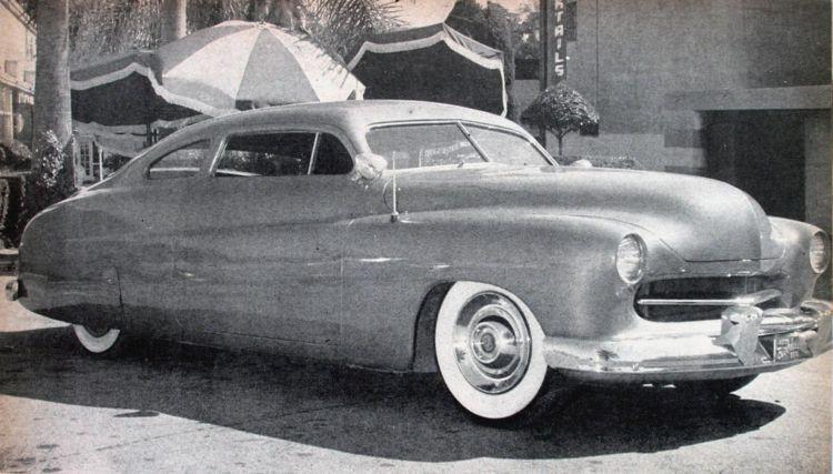 1949 Mercury - Louie Bettancourt  P3060010
