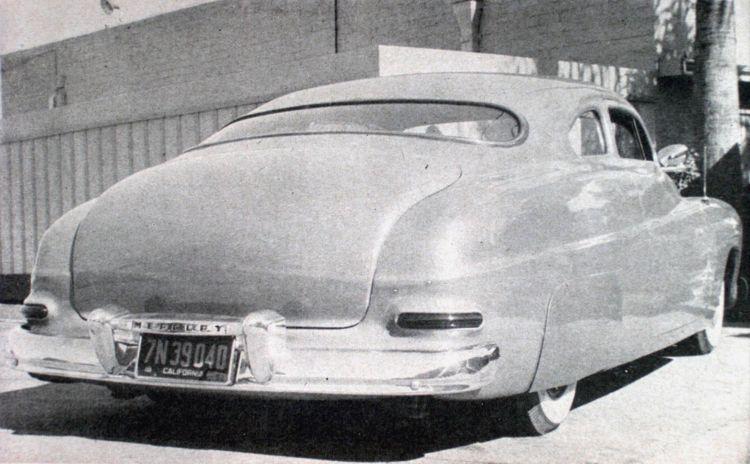 1949 Mercury - Louie Bettancourt  P3060011