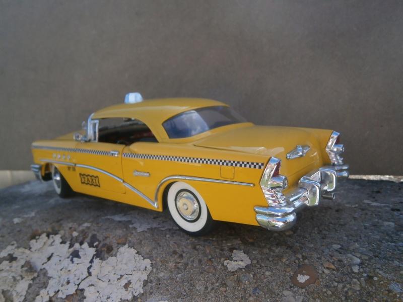 American classic car - Hot Rods & Customs 1/18 scale P6020048