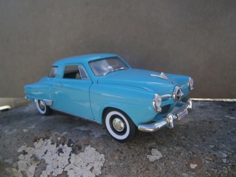 American classic car - Hot Rods & Customs 1/18 scale P6020050