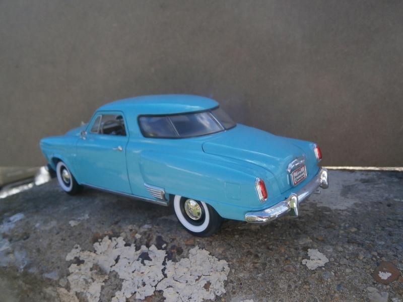 American classic car - Hot Rods & Customs 1/18 scale P6020051