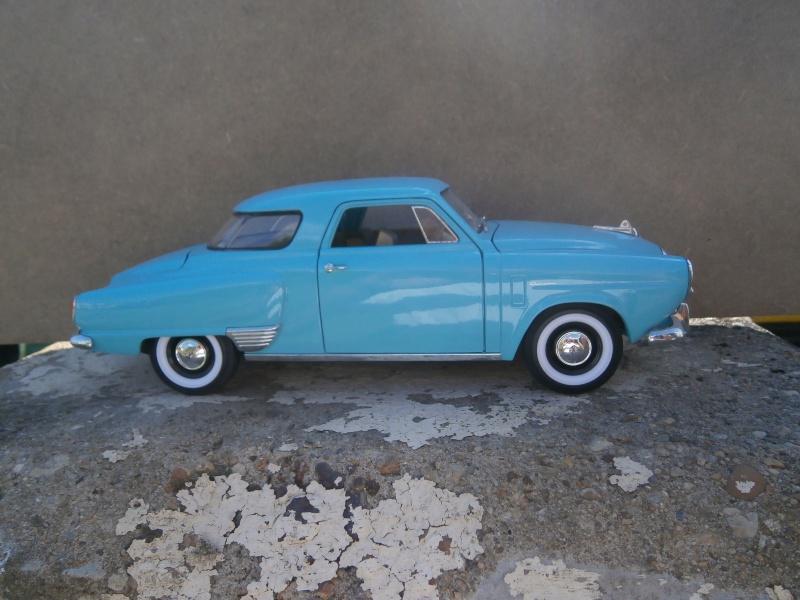 American classic car - Hot Rods & Customs 1/18 scale P6020052
