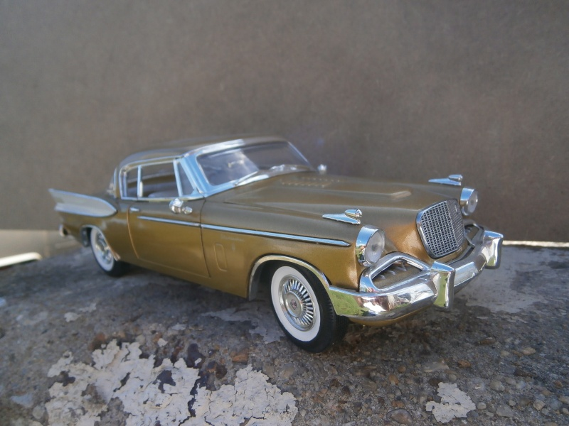 American classic car - Hot Rods & Customs 1/18 scale P6020053