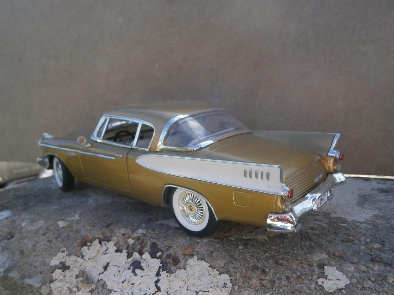 American classic car - Hot Rods & Customs 1/18 scale P6020054