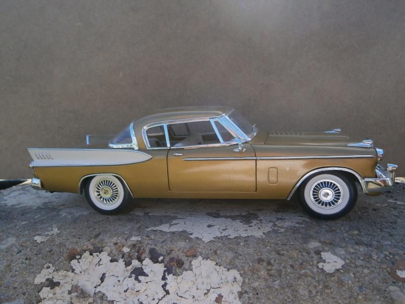 American classic car - Hot Rods & Customs 1/18 scale P6020055