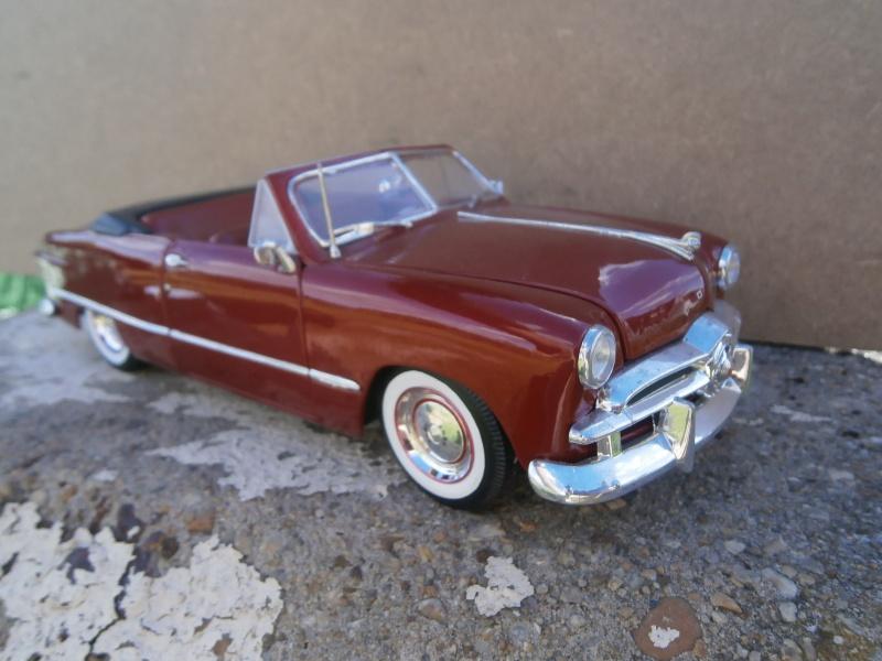 American classic car - Hot Rods & Customs 1/18 scale P6040031