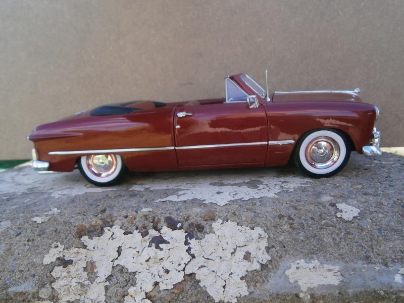American classic car - Hot Rods & Customs 1/18 scale P6040032