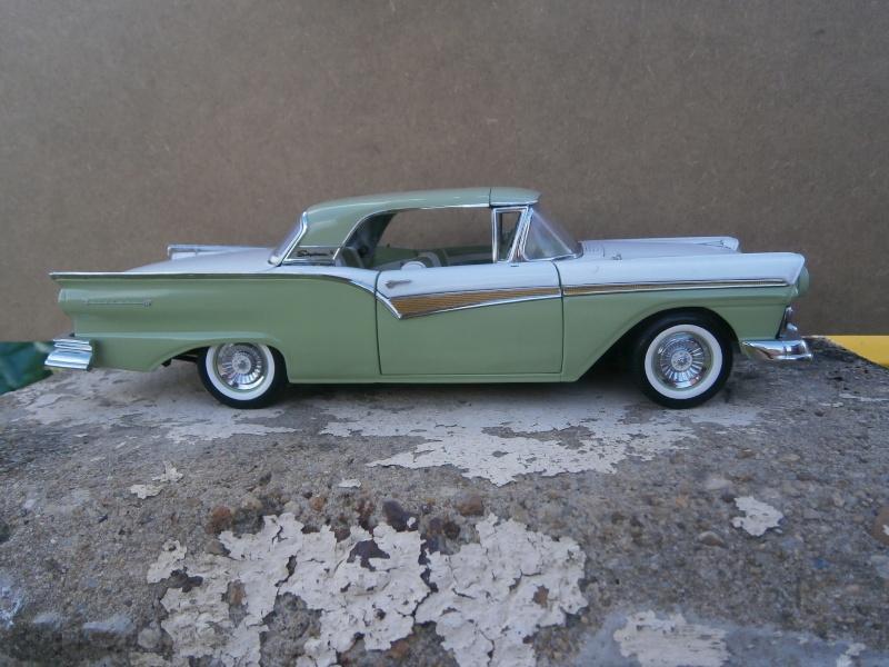 American classic car - Hot Rods & Customs 1/18 scale P6040039