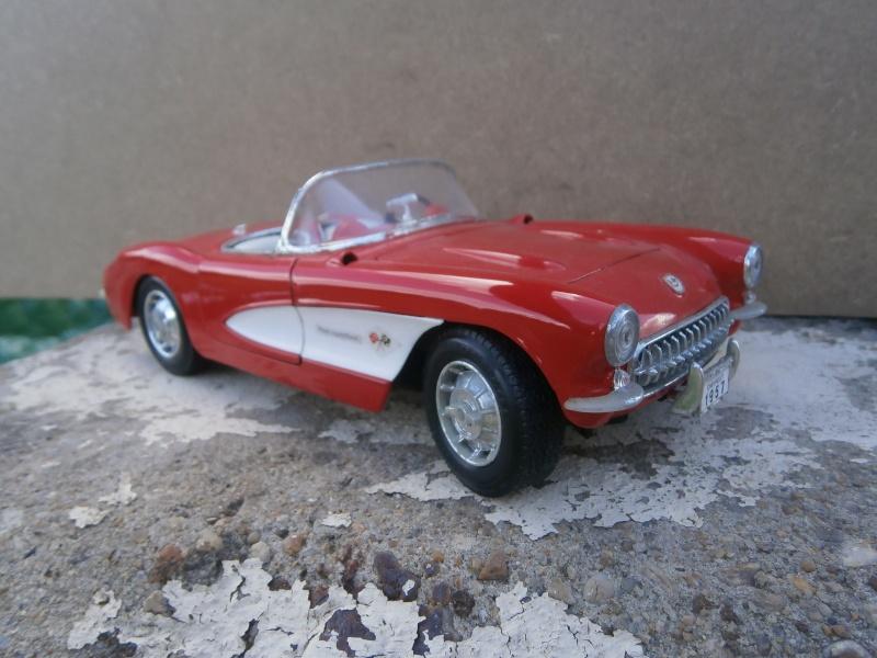American classic car - Hot Rods & Customs 1/18 scale P6040040