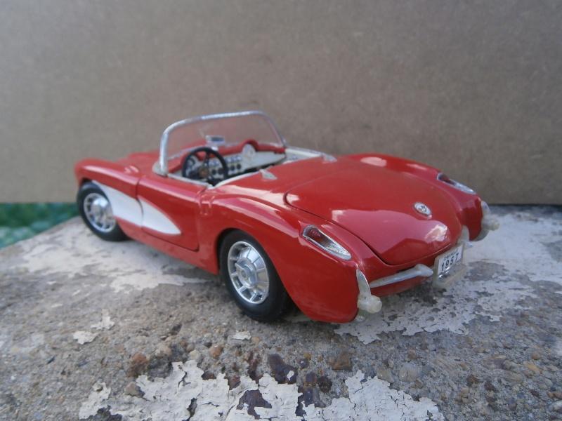 American classic car - Hot Rods & Customs 1/18 scale P6040041