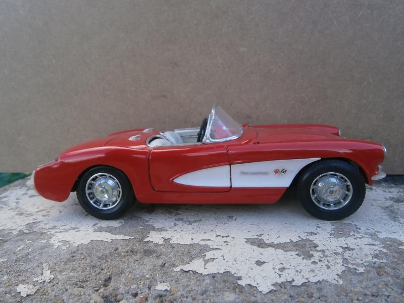 American classic car - Hot Rods & Customs 1/18 scale P6040042