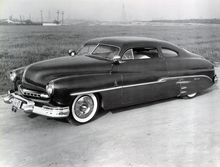 1949 Mercury - Louie Bettancourt  P7140010